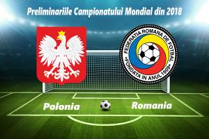 Romania este invinsa de Polonia