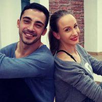 Sandra Izbasa si Petrisor Ruge