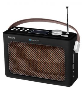 Boxa portabila Bluetooth Radio Vintage